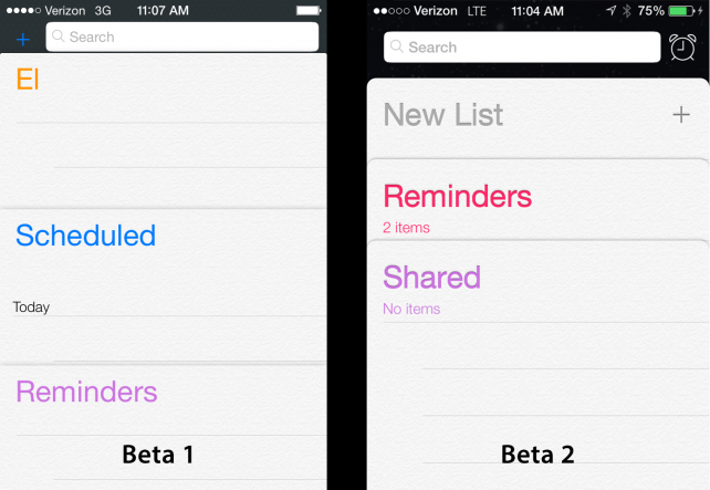 7 IOS 7 Reminders Icon Images - iPhone Reminders App Icon ...