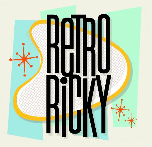 Retro 60s Fonts