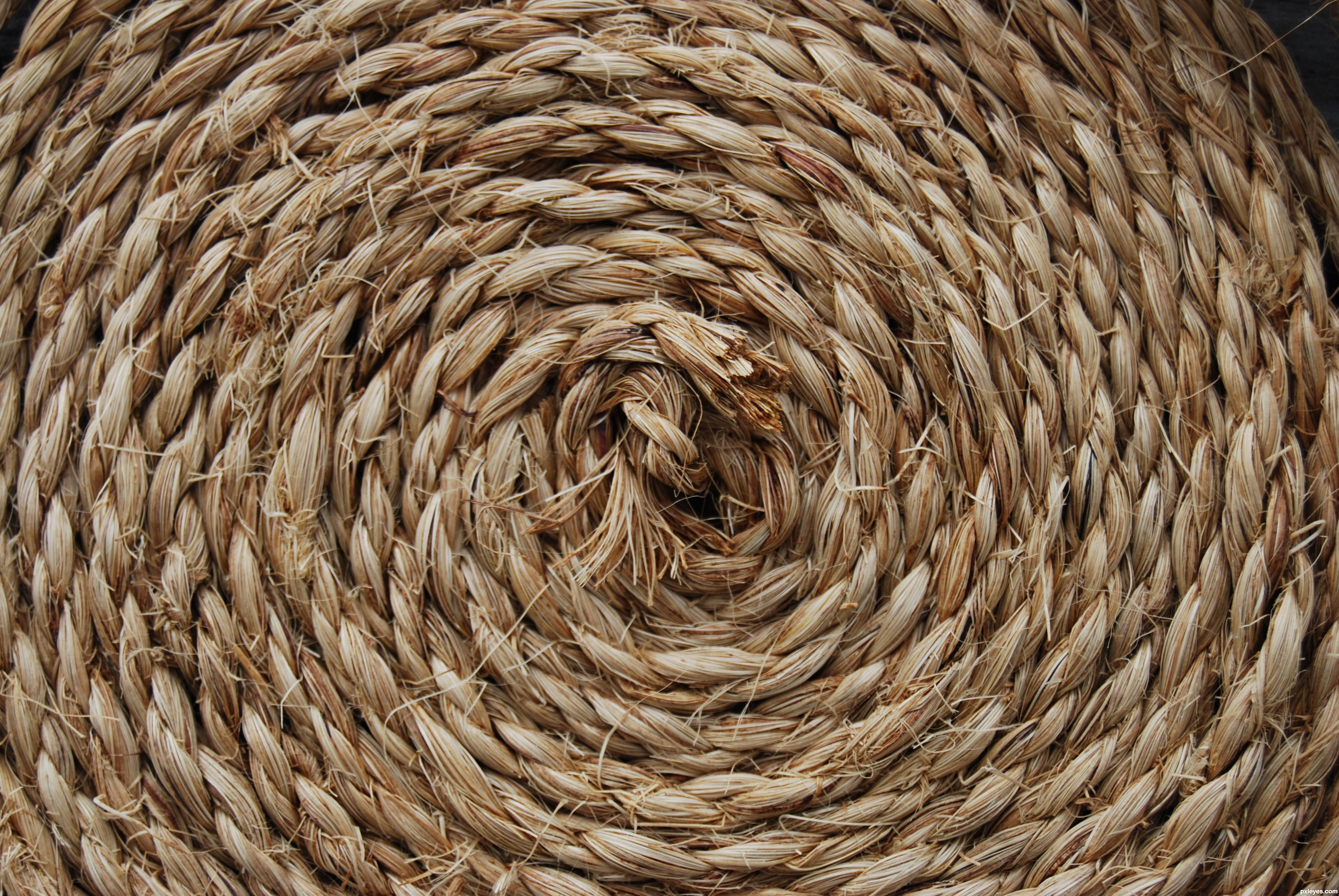 Rope Texture Photography
