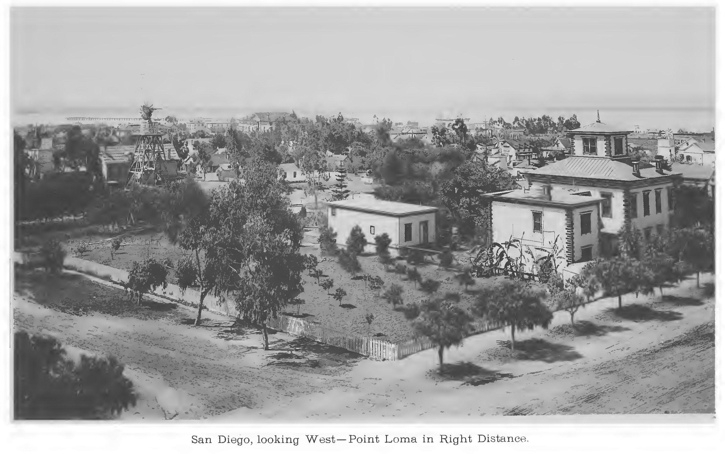 San Diego History