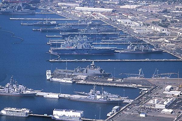 San Diego Navy Yard