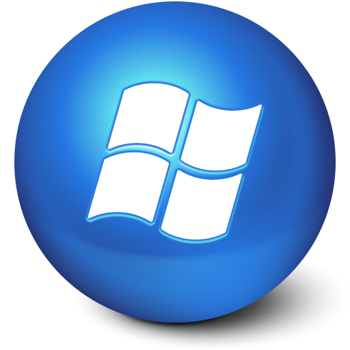 12 Windows Button Icon Images
