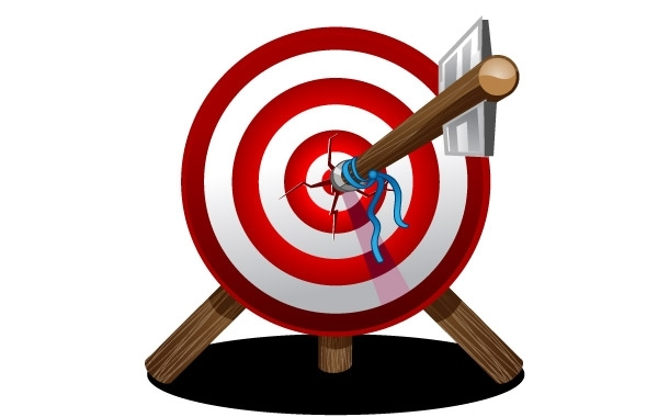 Target Arrow Graphic