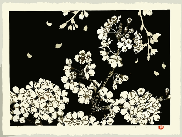 Traditional Japanese Flower Art
