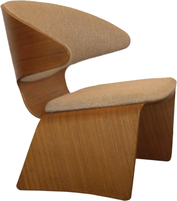 Wooden Chair PSD