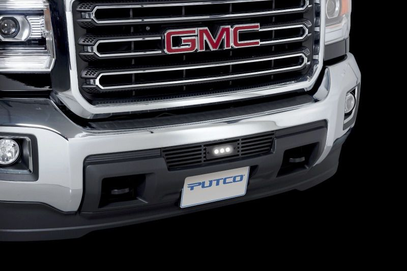 2015 GMC Sierra Light Bar