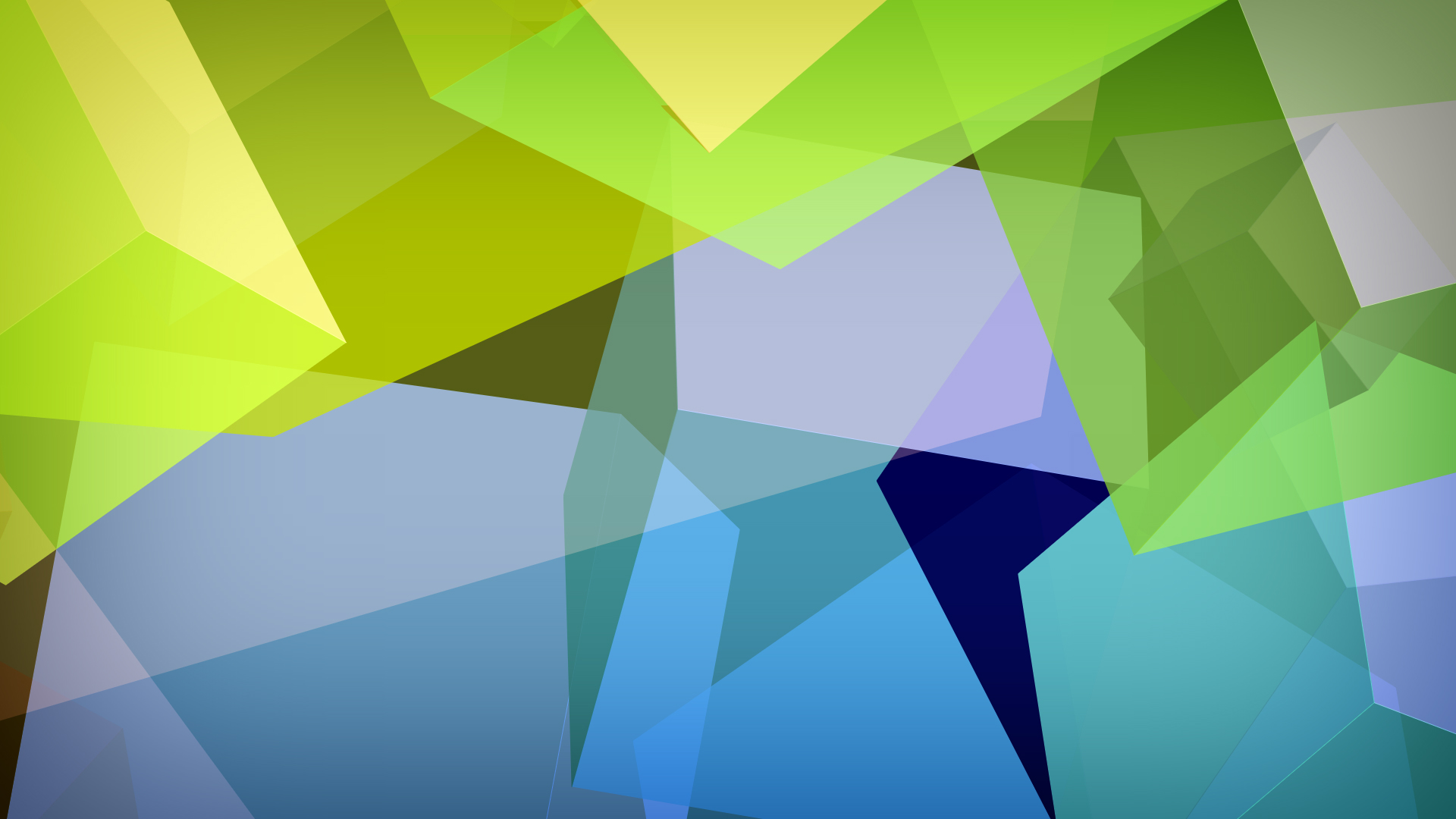 Abstract Geometric Shapes Backgrounds for Desktop