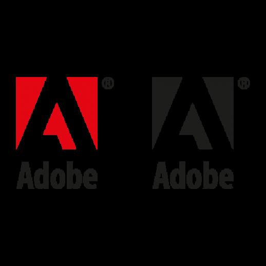 Adobe PDF Logo Vector