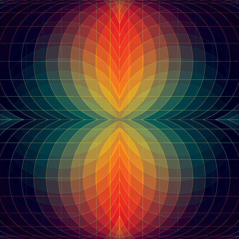Andy Gilmore Geometric Art