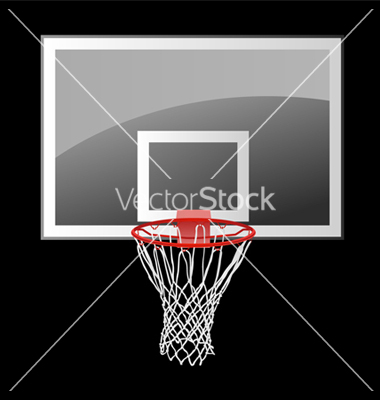 14 Basketball Backboard Vector Art Images