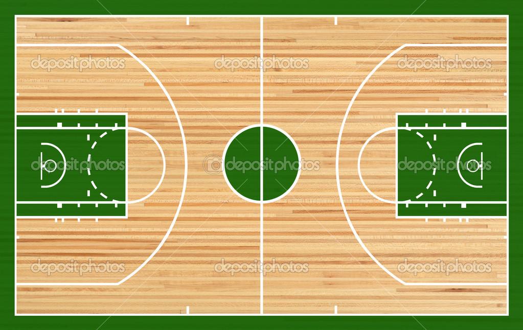8 hardwood court psd images basketball court hardwood for Basketball floor layout