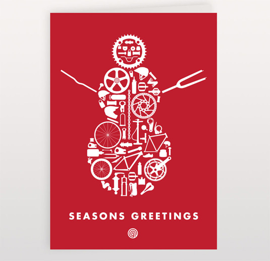 17 Christmas Cards Graphic Design Images