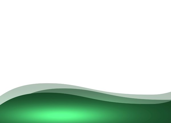 14 Green Abstract Border Designs Images