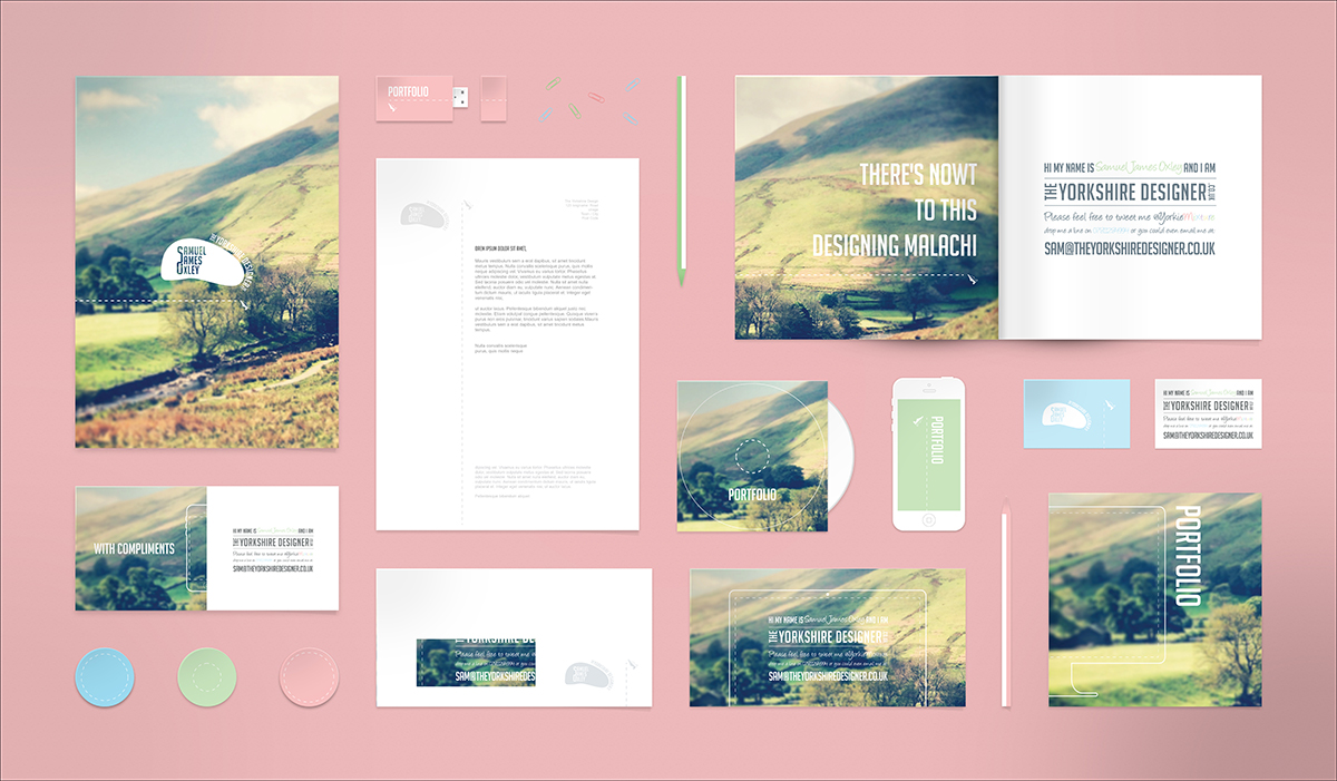 Business Card Mockup PSD Free Download