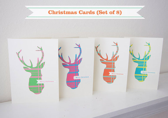 Christmas Card Graphic Design