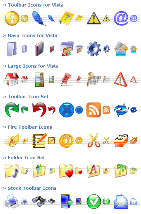 11 Web Icons And Their Meanings Images