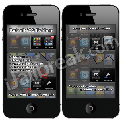 Find Cydia Folder Tweak