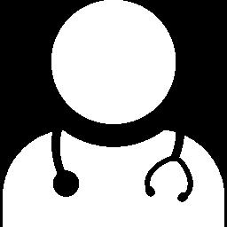 Flat Person Icon