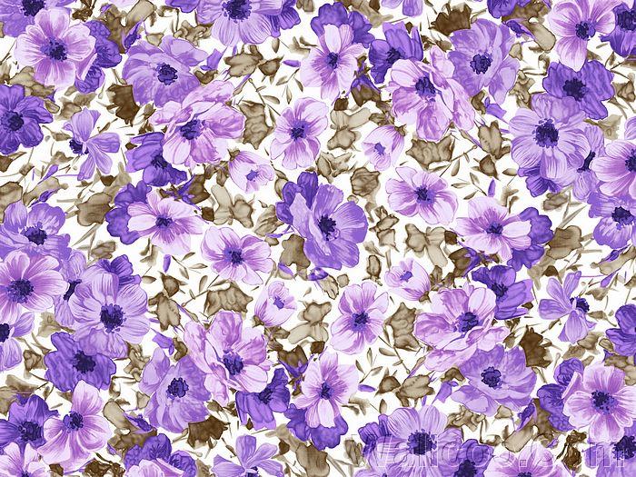 Flower Floral Design Patterns