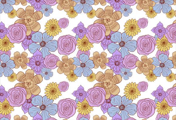 Flower Floral Pattern