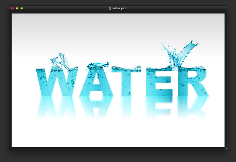 Font That Looks Like Water 59