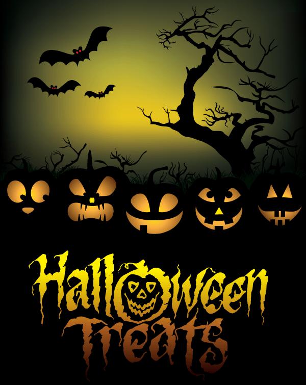Free Halloween Vector Graphics
