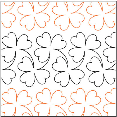 14 Free Machine Quilting Designs Pantograph Images