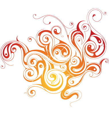 Free Vector Abstract Swirl