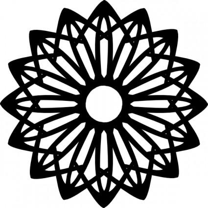Geometric Shape Clip Art