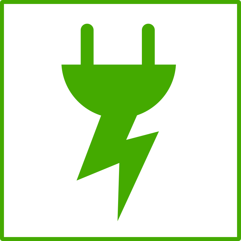 8 Green Energy Icon Images