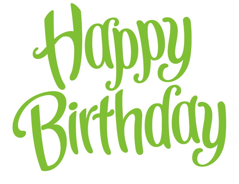 13 Happy Birthday In Different Fonts Images