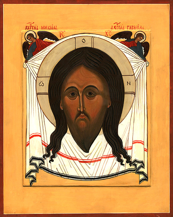 10 Icon Not Made With Hands Of Jesus Images
