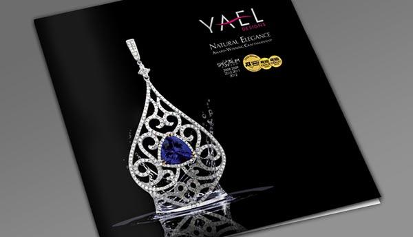 Jewelry Brochure Design