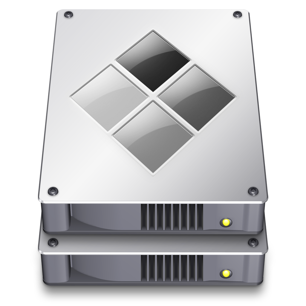 12 Windows Bootcamp Drive Icon Images