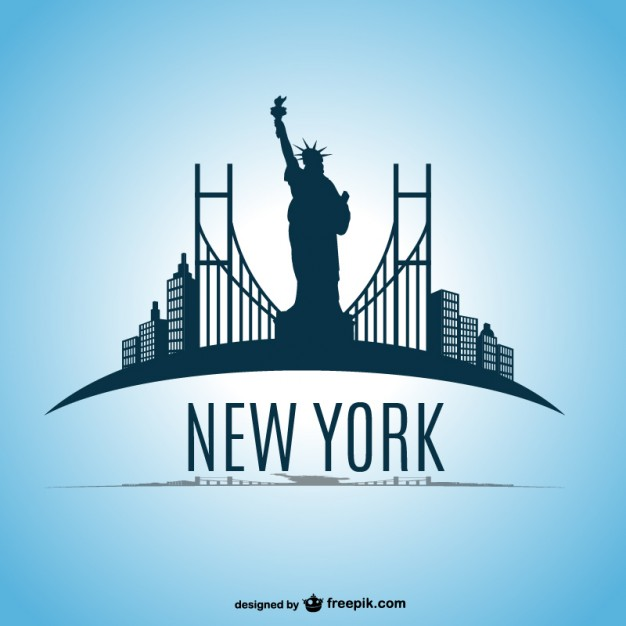 17 New York City Map Free Vector Art Images