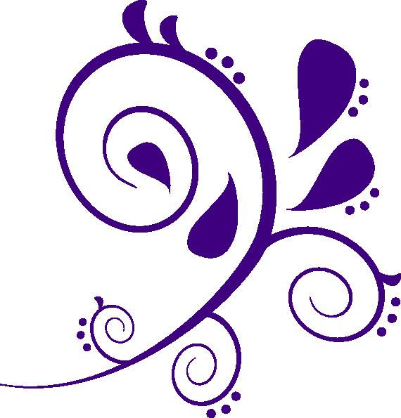 19 Swirl Designs Clip Art Images