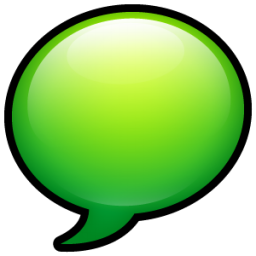 6 Text Message Bubble Icon Images