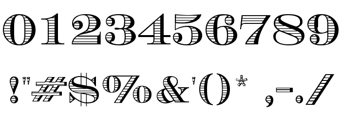 PC fonts: resembling US currency? - Experts Exchange