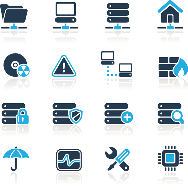 14 Free Vector Web Icons Design Images