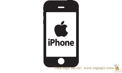 10 IPhone Icon Vector Images