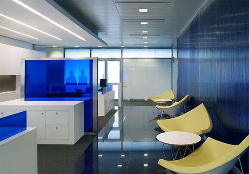 Bank Office Interior Design
