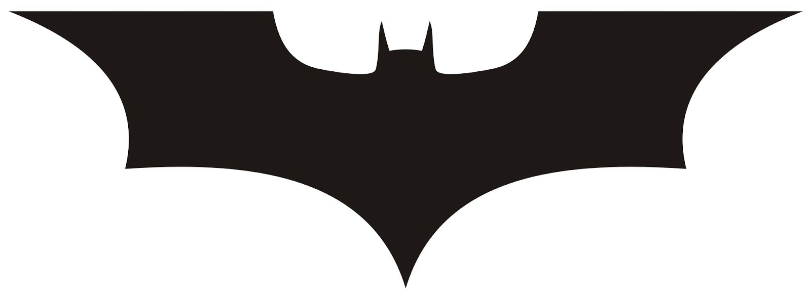 12 Batman Dark Knight Logo Vector Images - Transparent ...