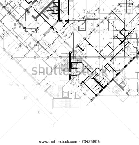 16 Architect Plan Vector Images