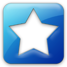16 Blue Flat Square Icon.png Images