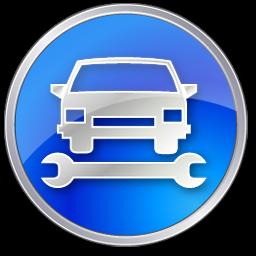 14 Car Shop Icon Images
