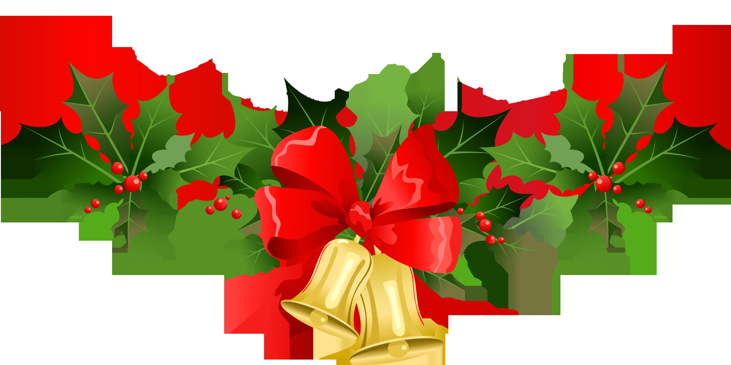 Christmas Banner Clip Art