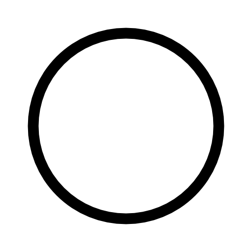 Circle Outline Vector
