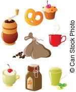 Coffee and Tea Clip Art