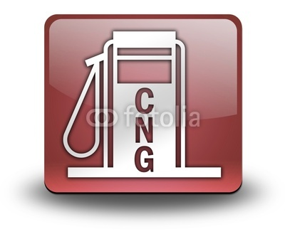 Compressed Natural Gas Icon