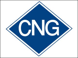 Compressed Natural Gas Logo